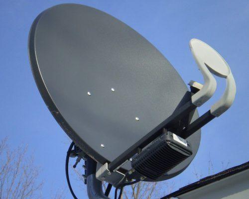 Installation antenne TV parabolique et satellite