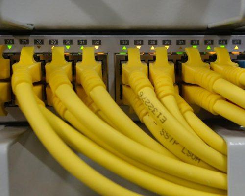 Câblage et rénovation de réseaux internet